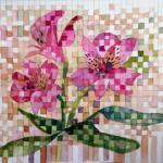 cd 22 woven lillies