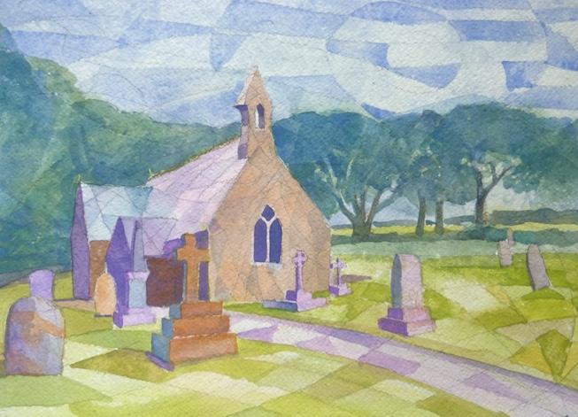 Granston church 374