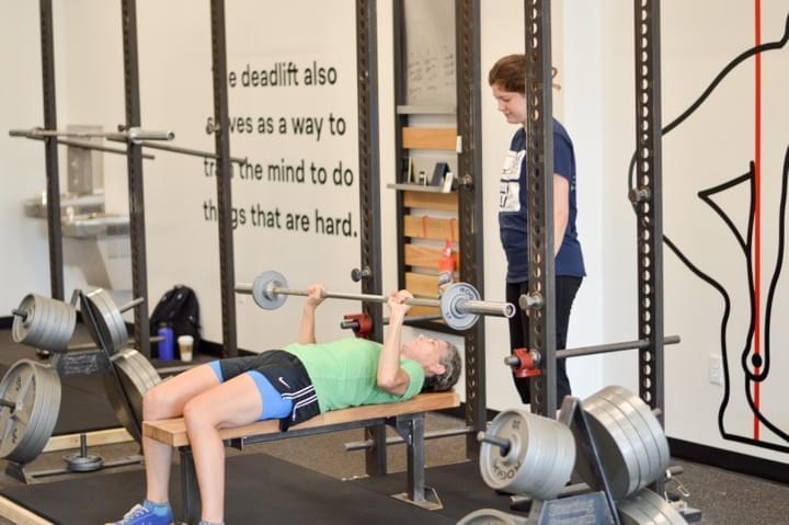15/kg Strength Shop Womens Weight Lifting Bastard Bar