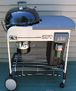 Review: Weber's Performer Charcoal Grill