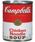 Who's the chicken noodle soup capitol?