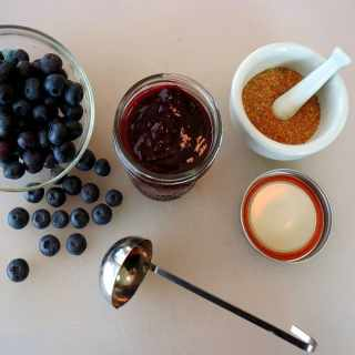 Blueberry BBQ Sauce Recipe