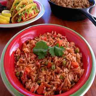 Arroz a la Mexicana (Mexican Red Rice)