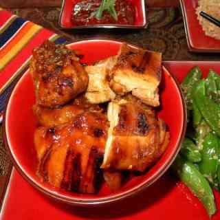 Dak Galbi (Korean BBQ Chicken)