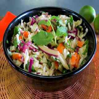 Thai Coleslaw Recipe