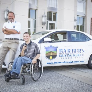 Driver Rehabilitation