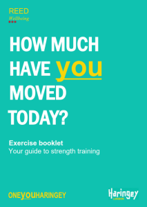 How Much Have You Moved Today Booklet