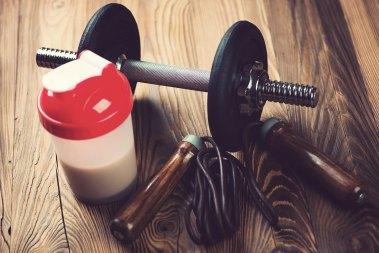 Sport Nutrition - Alimentation Proteine