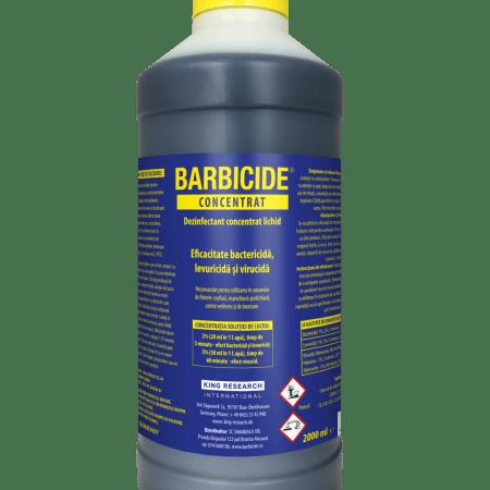 Barbicide 2000ml concentrat