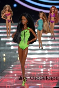 Miss Barbie Guadeloupe - Audrey