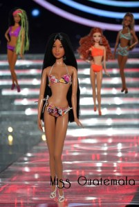 Miss Barbie Guatemala - Sarai