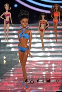 Miss Barbie Martinique - Océane