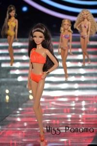 Miss Barbie Panama - Carmen