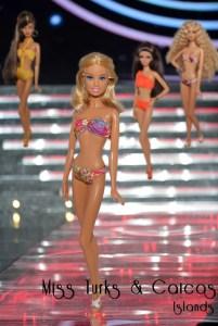 Miss Barbie Turks & Caicos - Chenae
