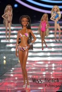 Miss Barbie French Polynesia - Mareva