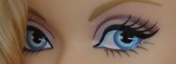 Barbie Eyes Blue