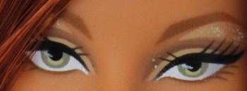 Barbie Eyes Green