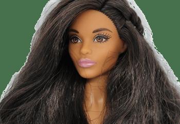 Barbie Hair Long