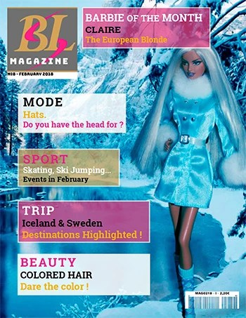 BSL Magazine N°8