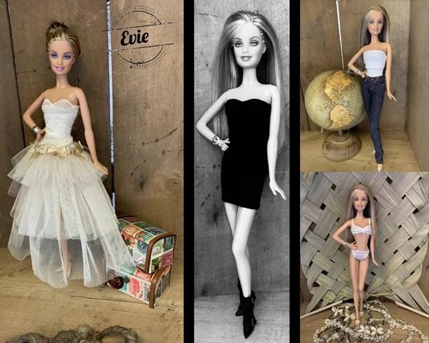 Miss Barbie Evie