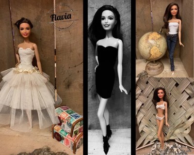 Miss Barbie Flavia