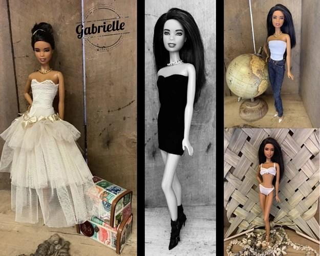 Miss Barbie Gabrielle