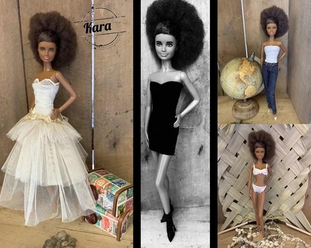 Miss Barbie Kara