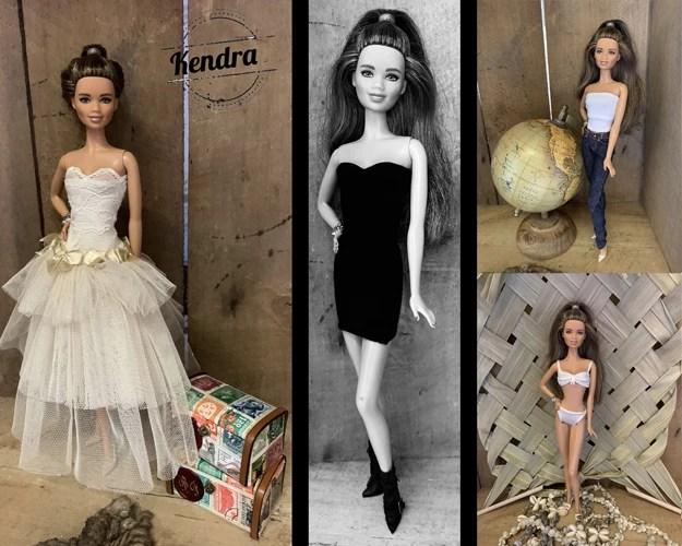 Miss Barbie Kendra