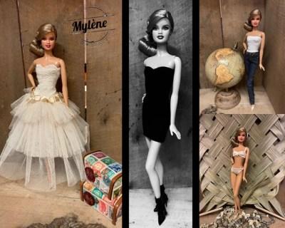Miss Barbie Mylene