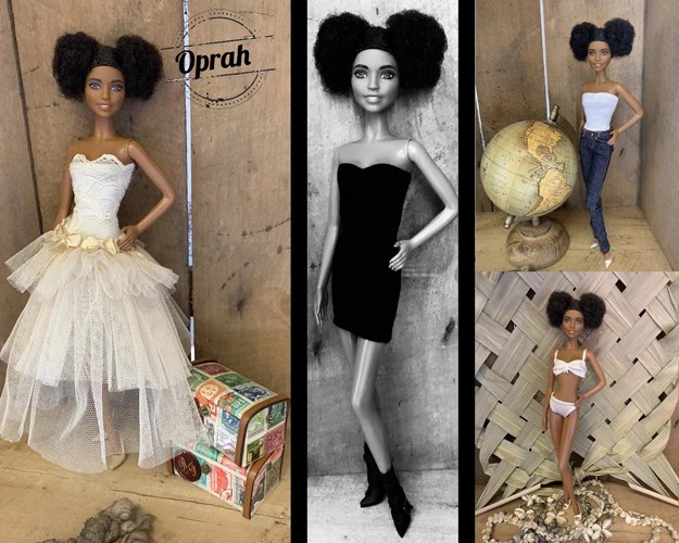Miss Barbie Oprah