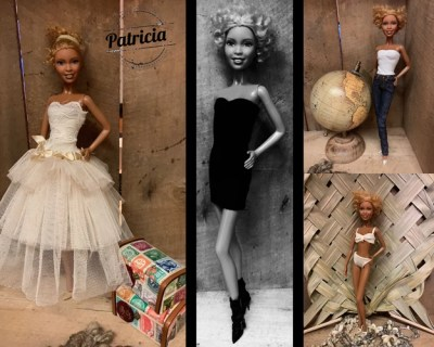 Miss Barbie Patricia