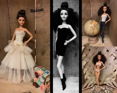 Miss Barbie Raissa
