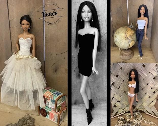 Miss Barbie Renée