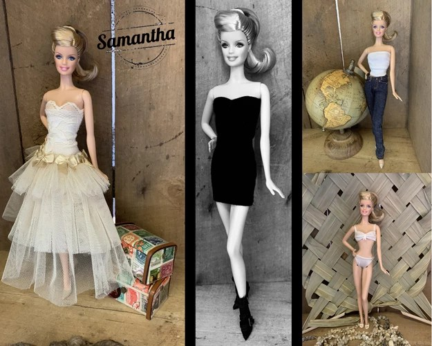 Miss Barbie Samantha