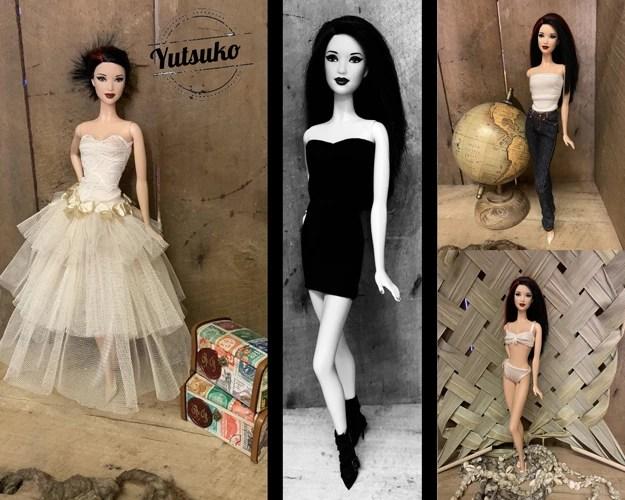 Miss Barbie Yutsuko