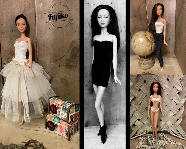 Miss Barbie Fujiko