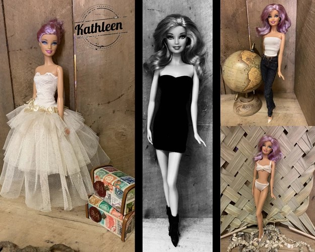 Miss Barbie Kathleen