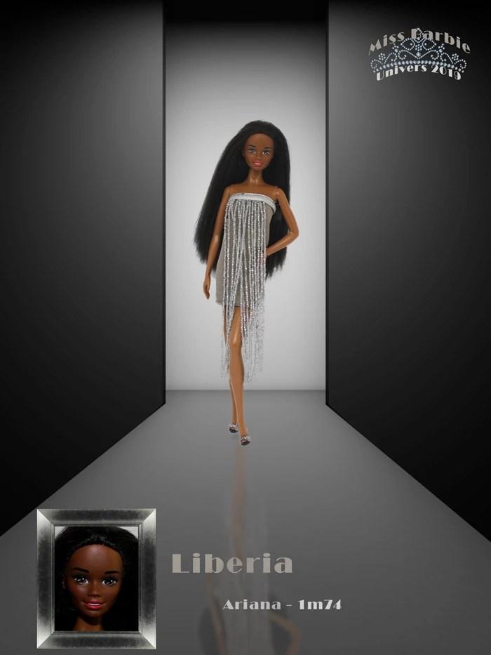 Miss Barbie Ariana