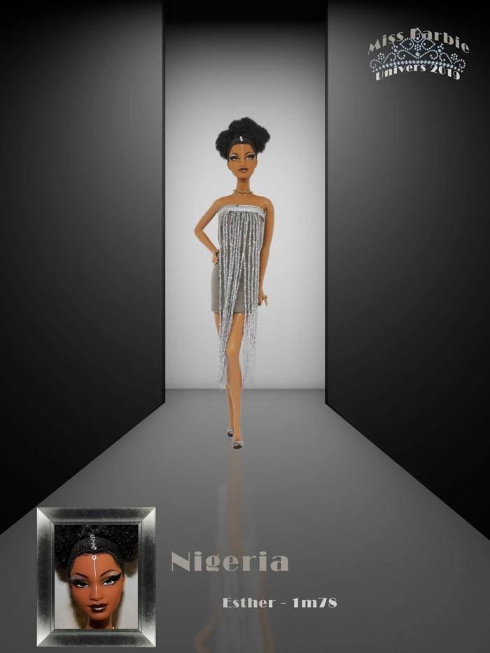 Miss Barbie Esther