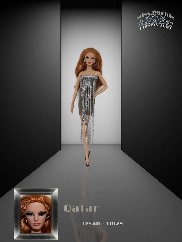 Miss Barbie Izyan