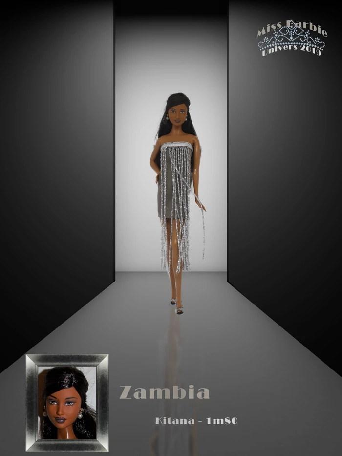Miss Barbie Kitana