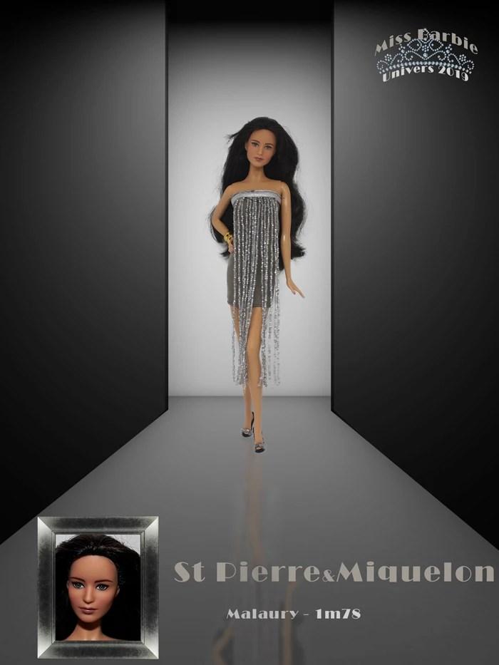 Miss Barbie Malaury