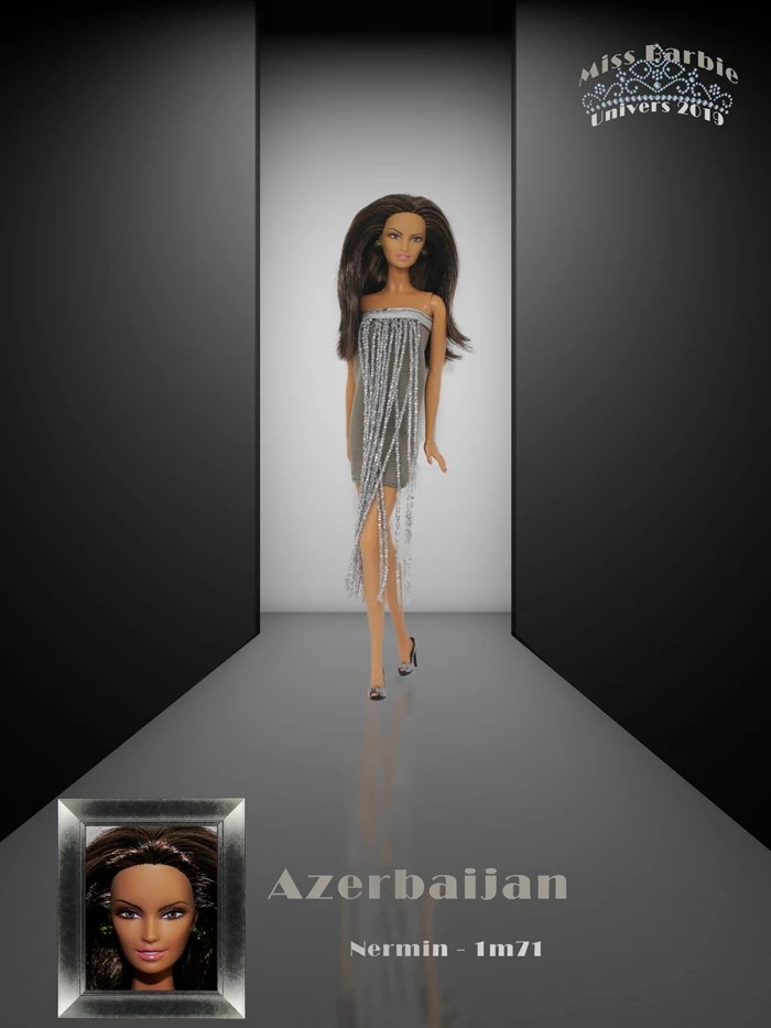 Miss Barbie Nermin