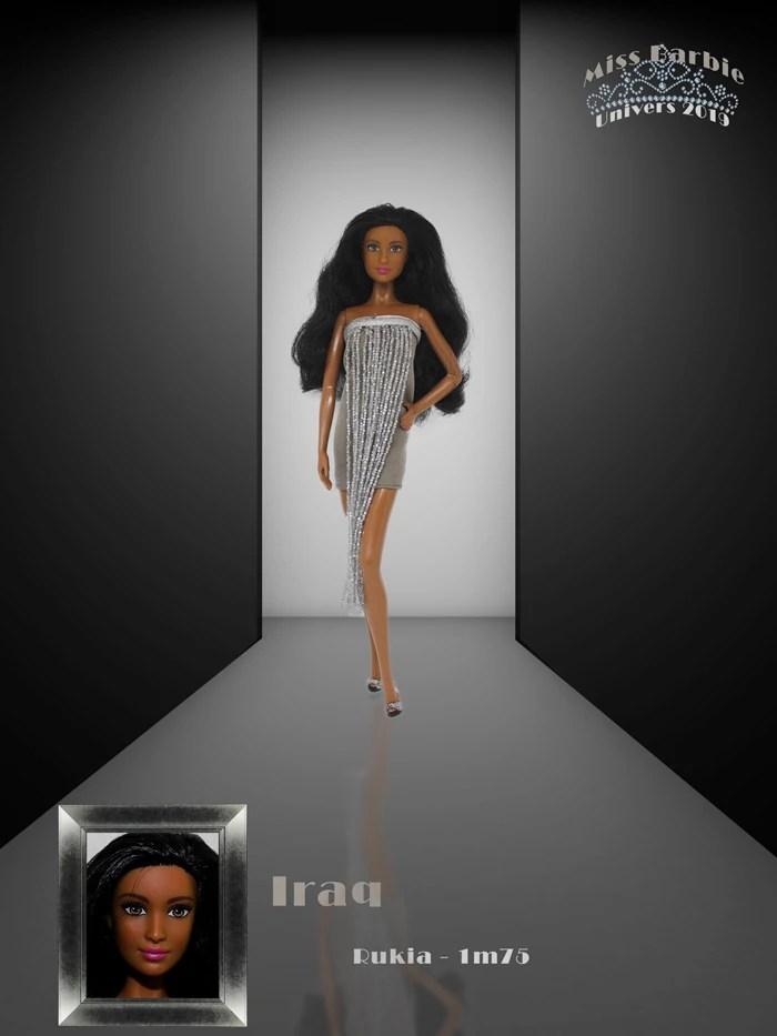 Miss Barbie Rukia