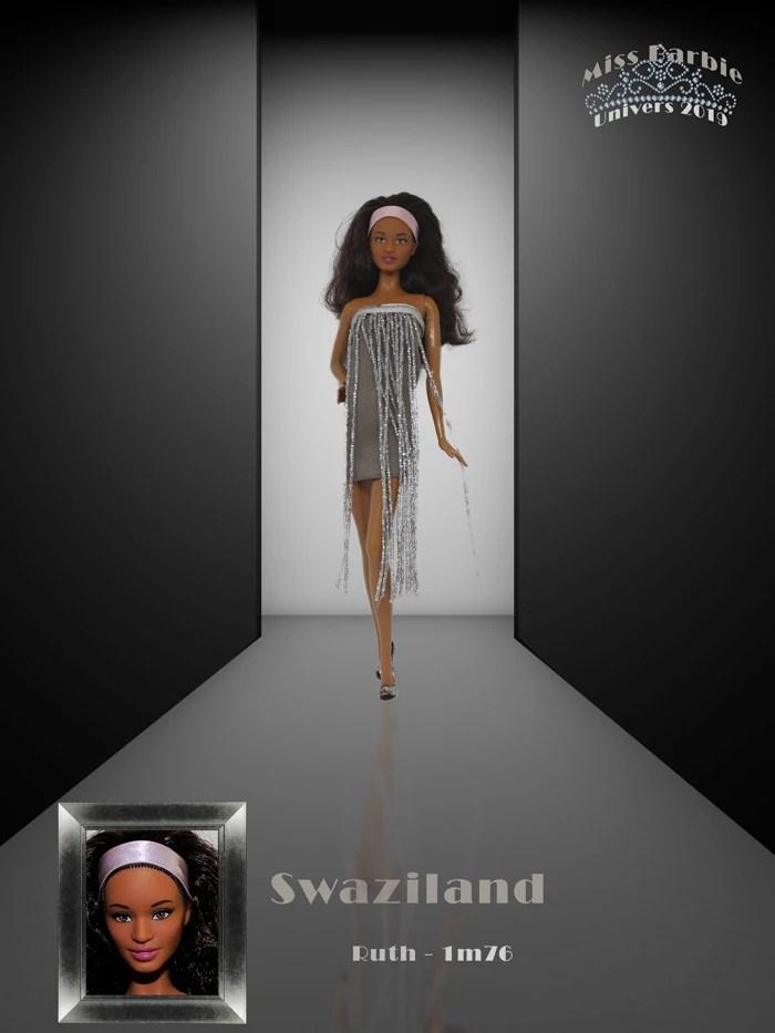 Miss Barbie Ruth