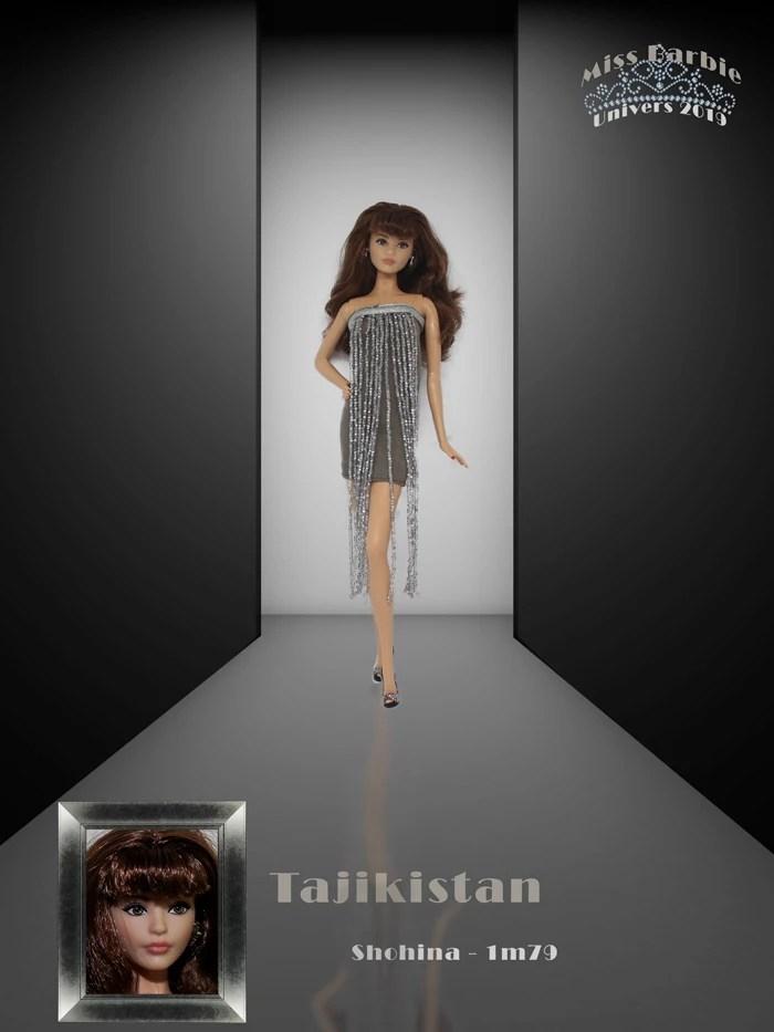 Miss Barbie Shohina