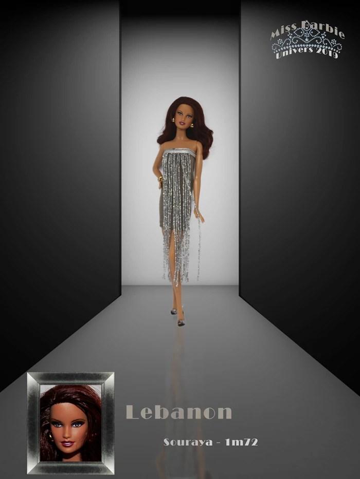Miss Barbie Souraya