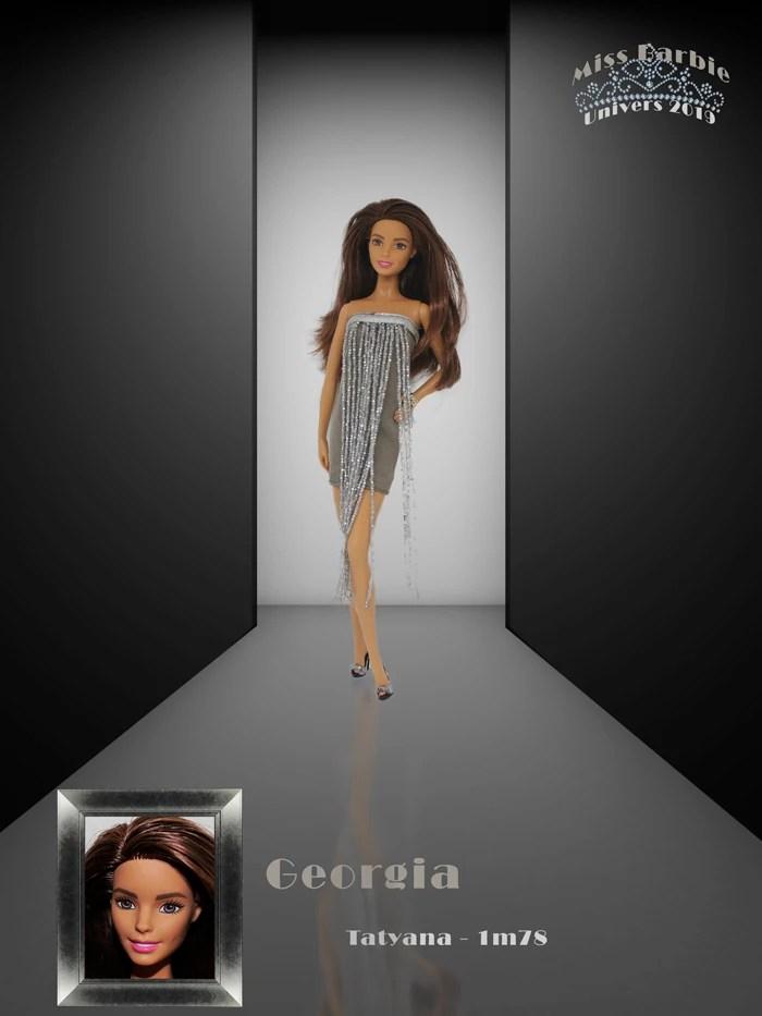 Miss Barbie Tatyana