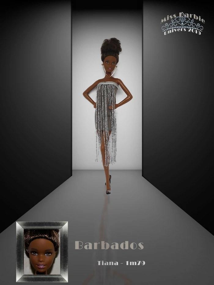 Miss Barbie Tiana
