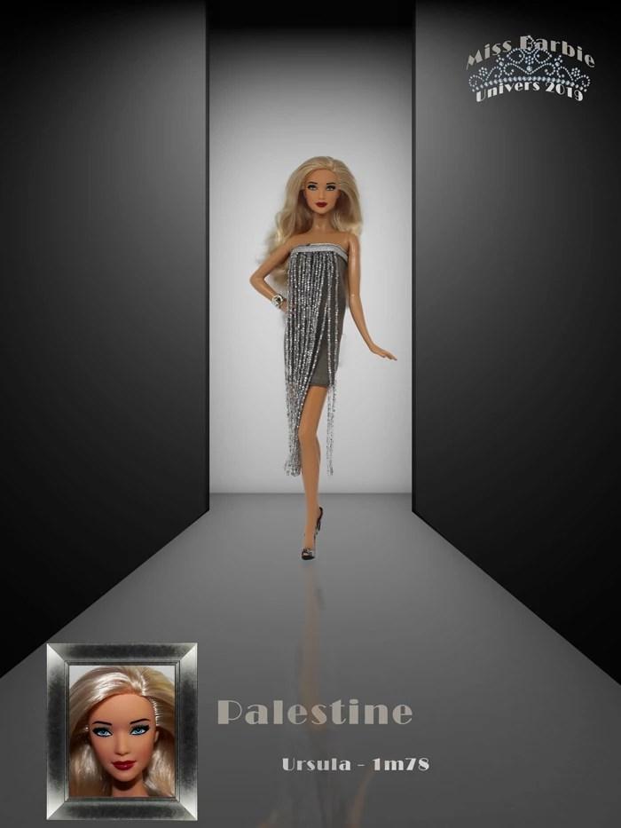 Miss Barbie Ursula